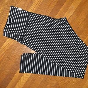 Lululemon Parallel stripe tights 10😍